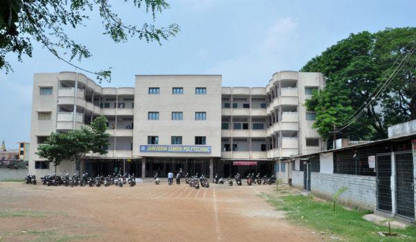 Ballarpur Sewasamiti'S Jainuddin Zaweri Polytechnic