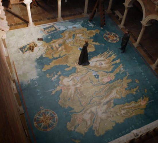 GOT 7x1? El mensaje oculto en la escena de Jaime y Cerse
