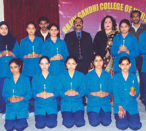 Rajiv Gandhi College of Nursing, Jammu Image
