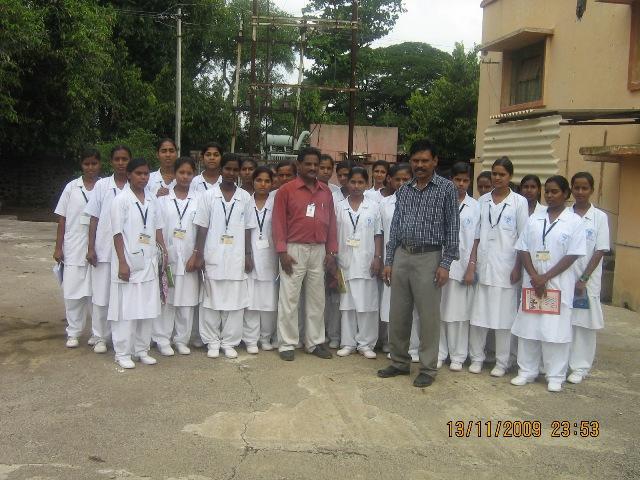 Kamal Institute Of Nursing Education, Sangli Image