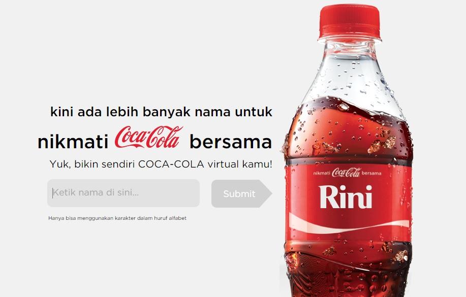 Coca Cola Berbagi Bersama
