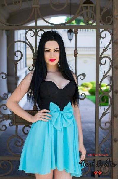 Profile photo Ukrainian bride Tatyana
