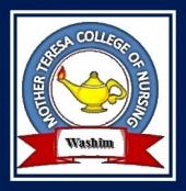 Mother Teresa College Of Nursing, Washim