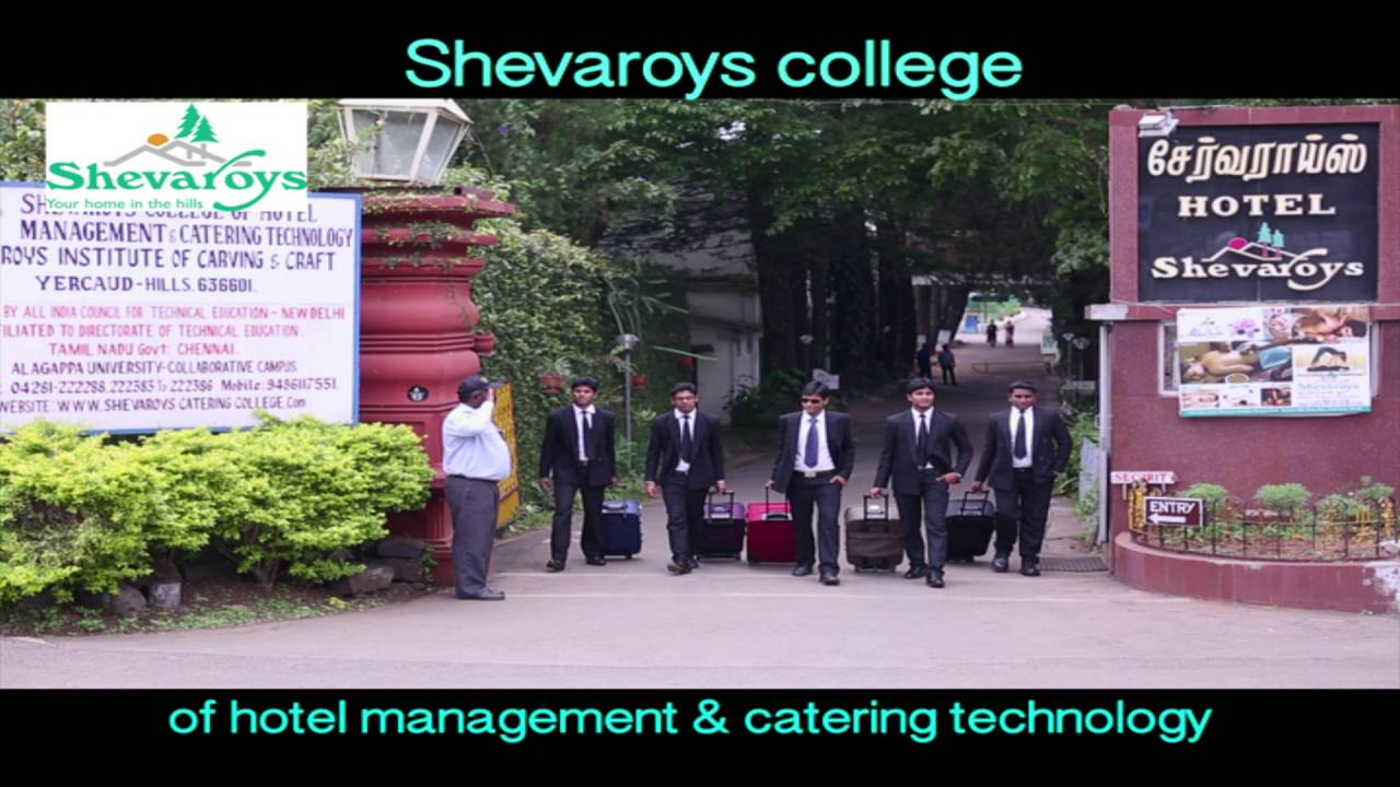 Shevaroys Institute Of Hotel Management and Catering Technology, Salem Image