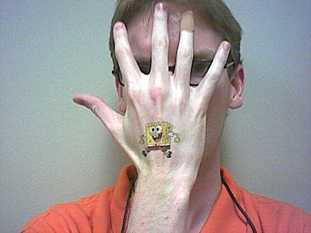 SpongeBob SquarePants is an interesting fellow