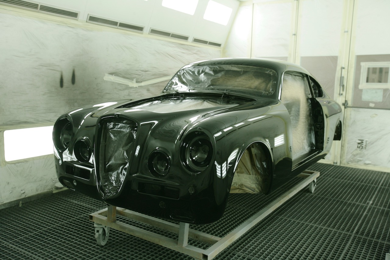 Restoring the most famous Lancia Aurelia B20GT in the world