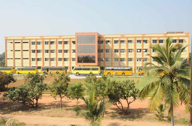 J. K.K. Munirajah Medical Research Foundation College of Physiotherapy Image