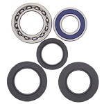 Rear Axle Bearings and Seals Kit Yamaha Wolverine 350 YFM35FX 4X4 1995