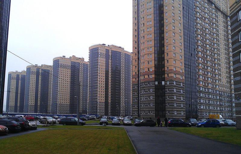 Новый жилой комплекс для настоящих романтиков