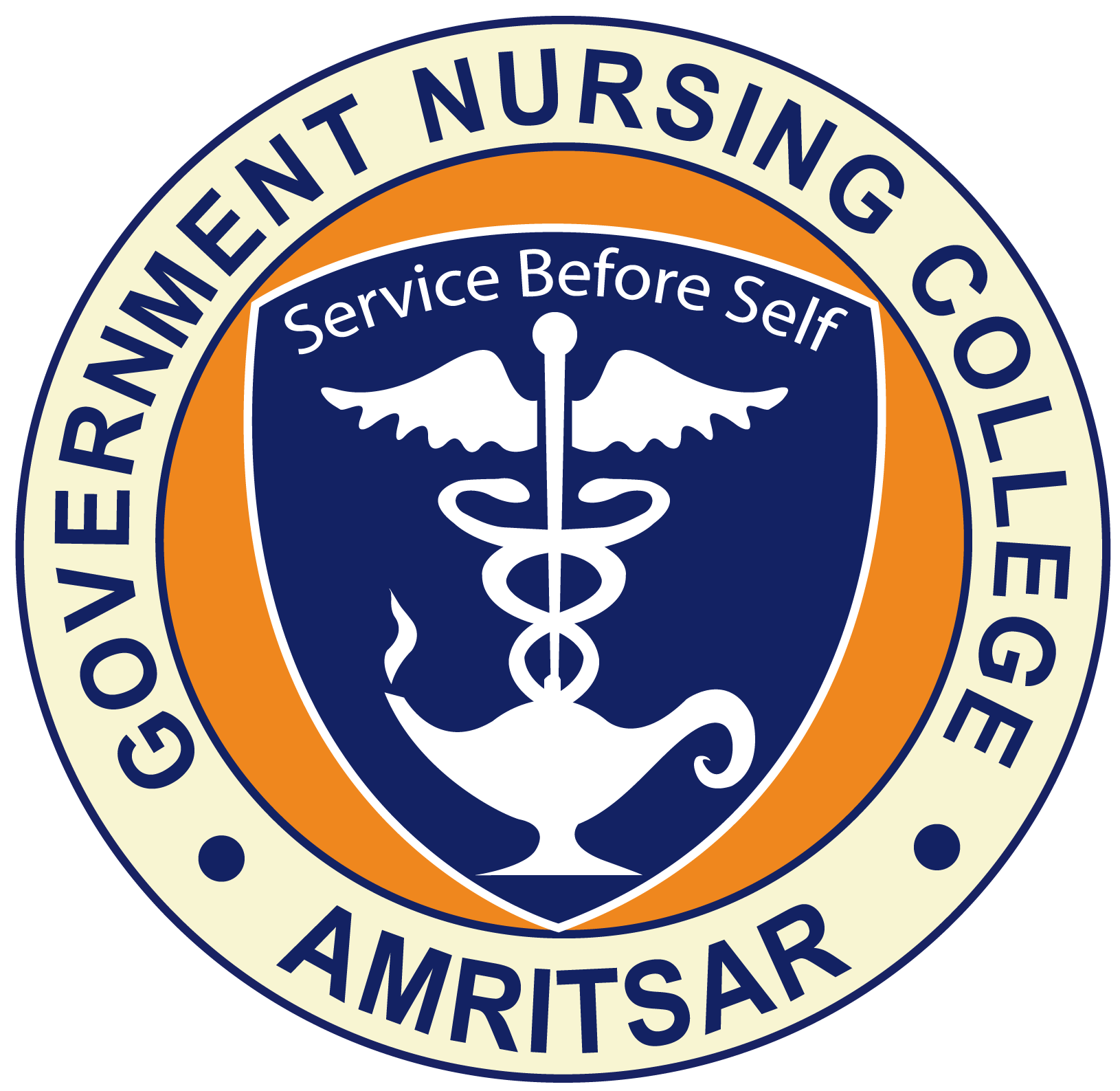 Government Nursing College S G T B Hospital Government Medical College, Amritsar