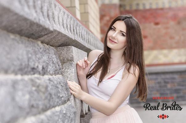 Photo gallery №6 Ukrainian bride Anna