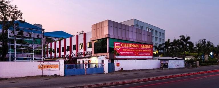Chennais Amirta International Institute of Hotel Management, Chennai Image