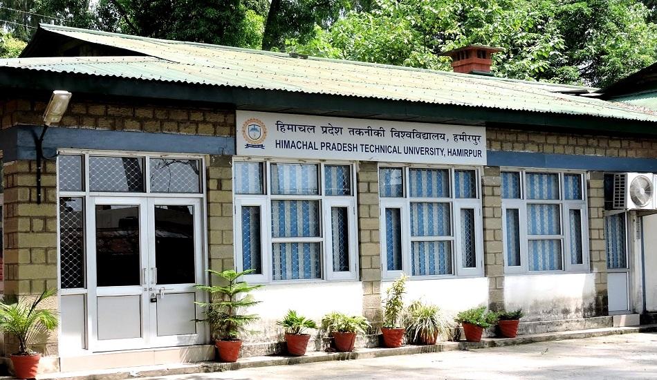 HPTU (Himachal Pradesh Technical University)