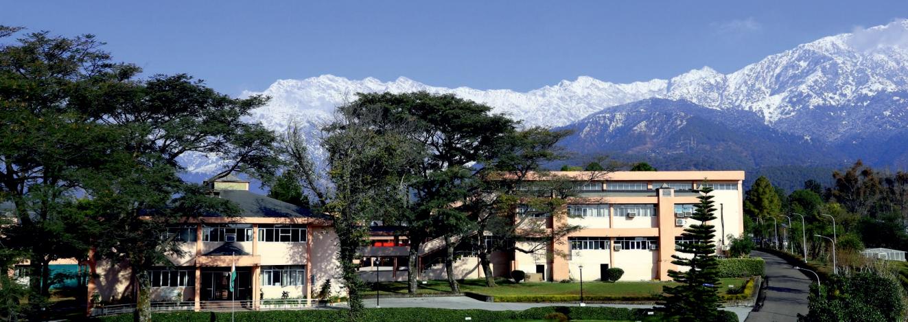 CSIR - Institute of Himalayan Bioresource Technology, Palampur