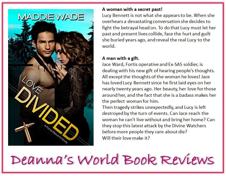 Love Divided by Maddie Wade blurb