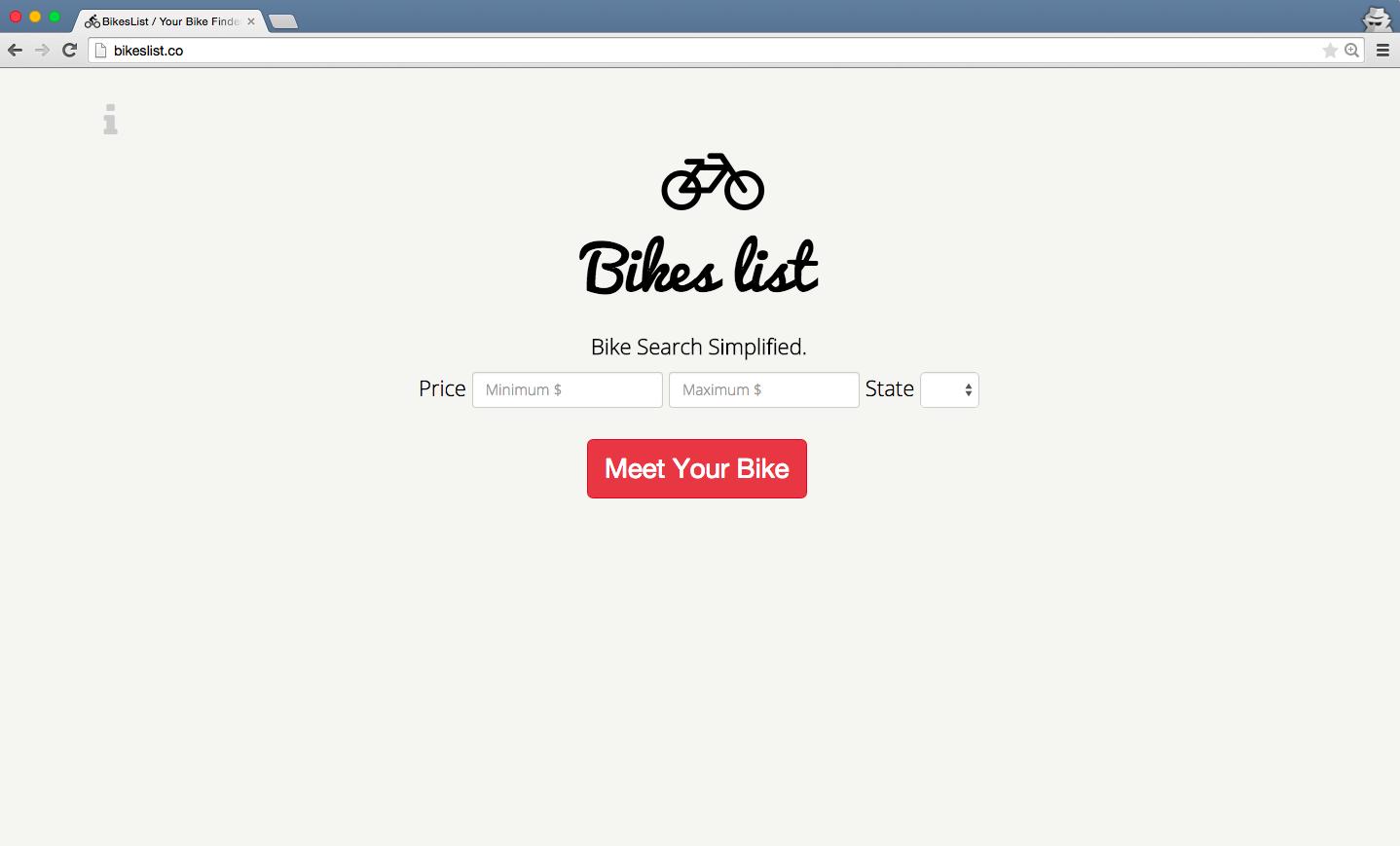 Biklist