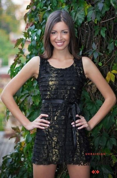 Profile photo Ukrainian bride Alexandra