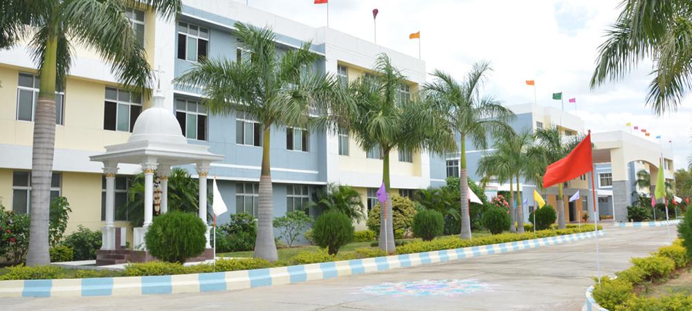 Gonzaga College of Arts and Science for Women, Krishnagiri