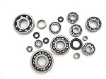 Bottom End Engine Bearings and Seals Kit Suzuki LT-Z400 LTZ400 2003-2008