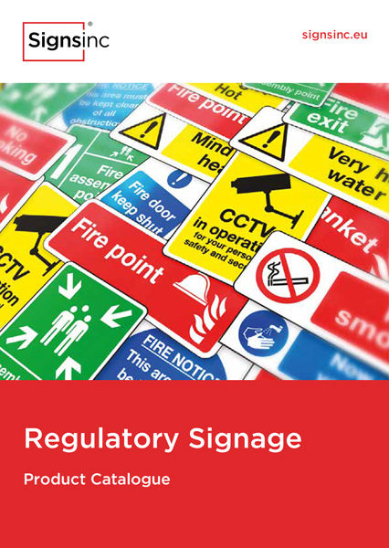 Regulatory Signage