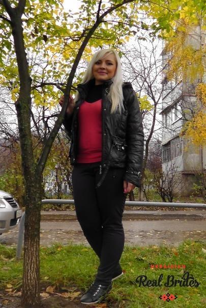 Photo gallery №2 Ukrainian bride Viktoria