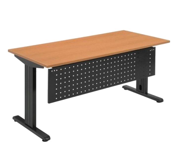 kleuren tafelscherm onder