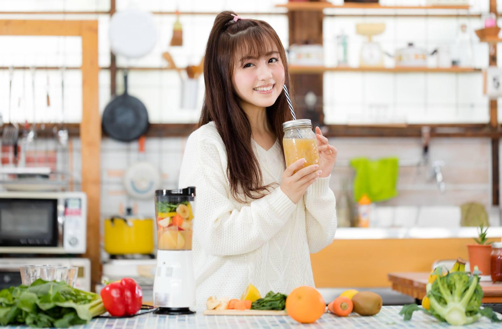 体調管理で、野菜食べよう