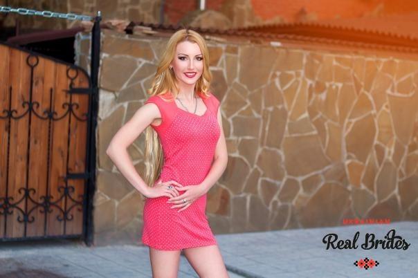Photo gallery №1 Ukrainian bride Ksenia