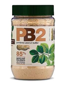 Jar of PB2