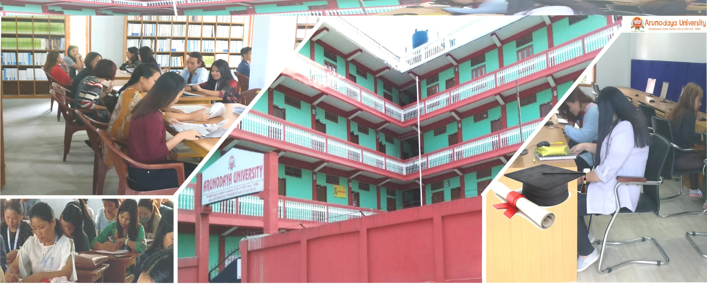 Arunodaya University, Itanagar