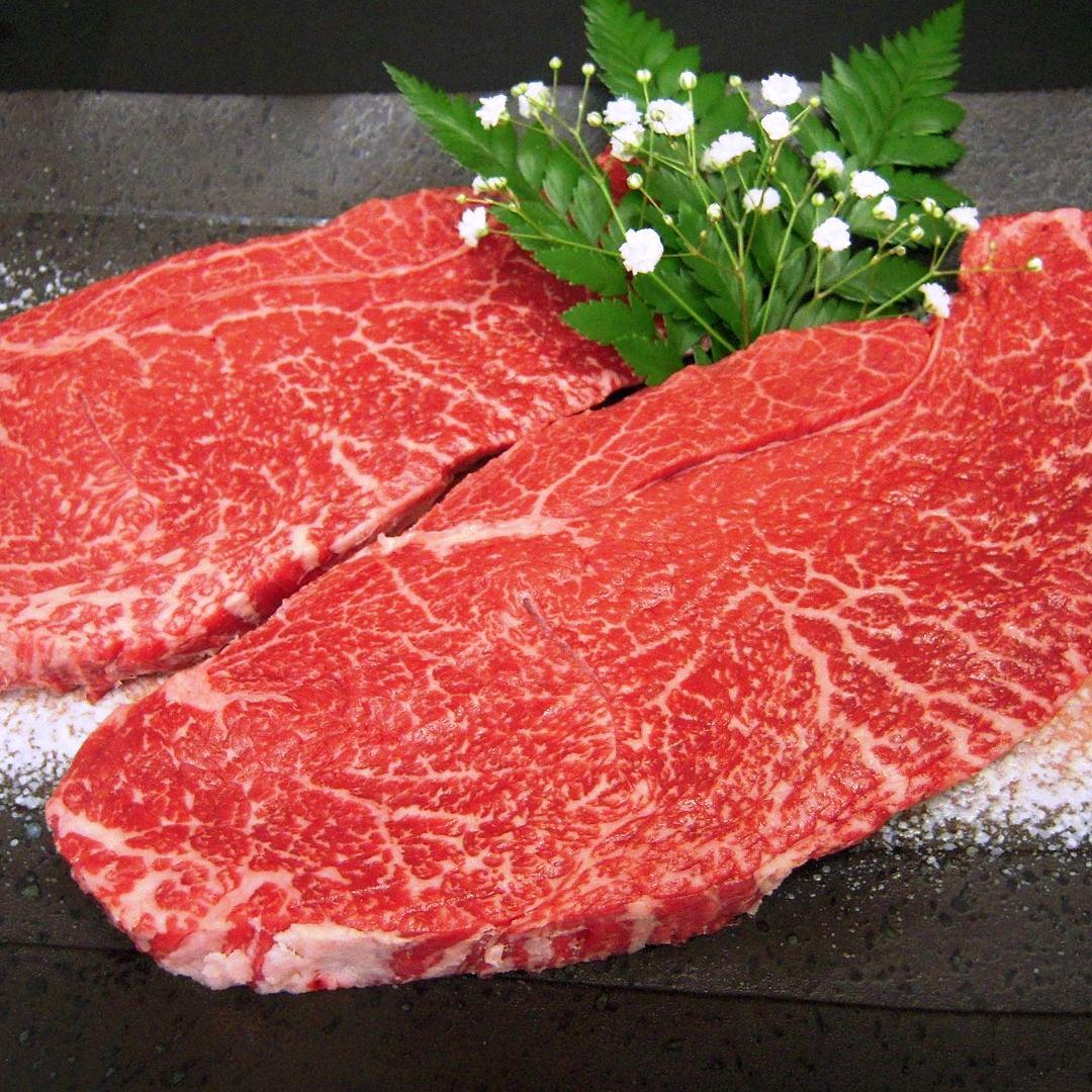 米沢牛ランプステーキ画像