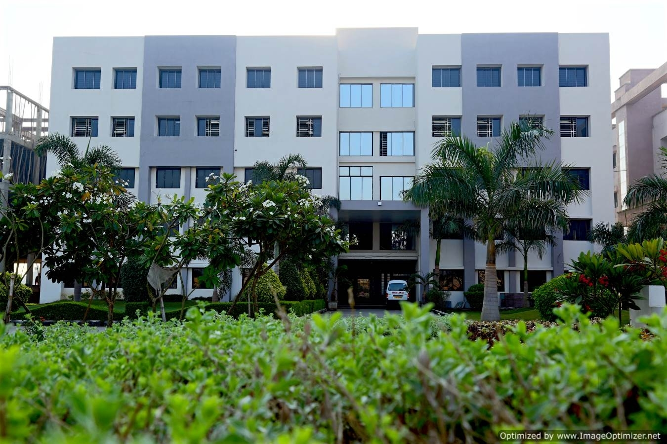 S S Agrawal College Of Nursing Training And Research Center, Navsari Image