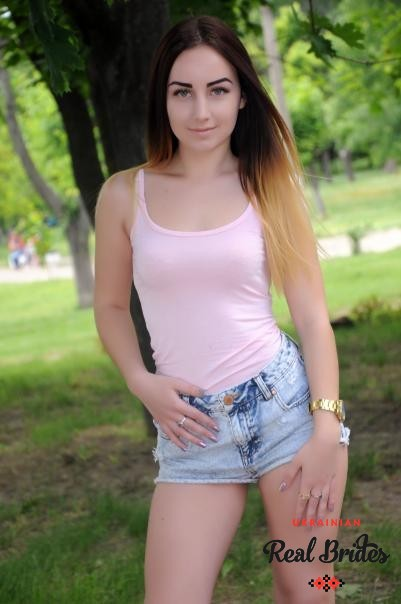 Photo gallery №1 Ukrainian girl Victoriya