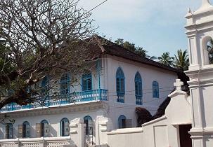 Alpine Center Swiss Business School, Goa