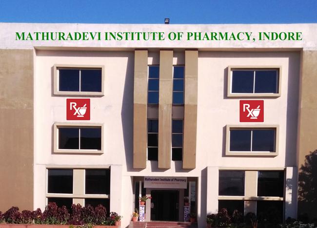 Mathuradevi Institute of Pharmacy, Indore Image