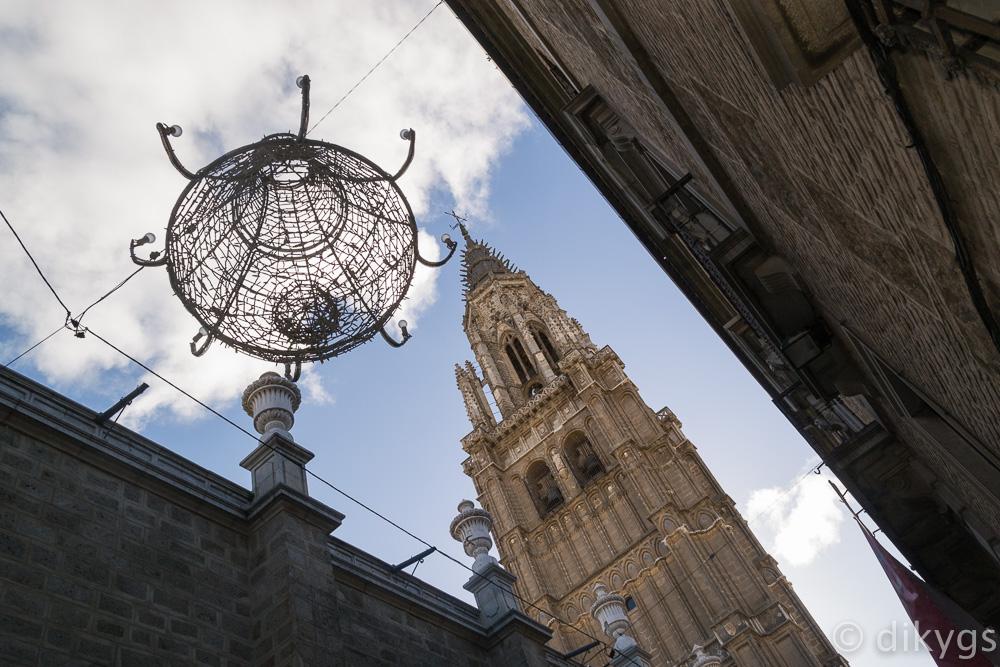 Campanario de la Catedral de Toledo