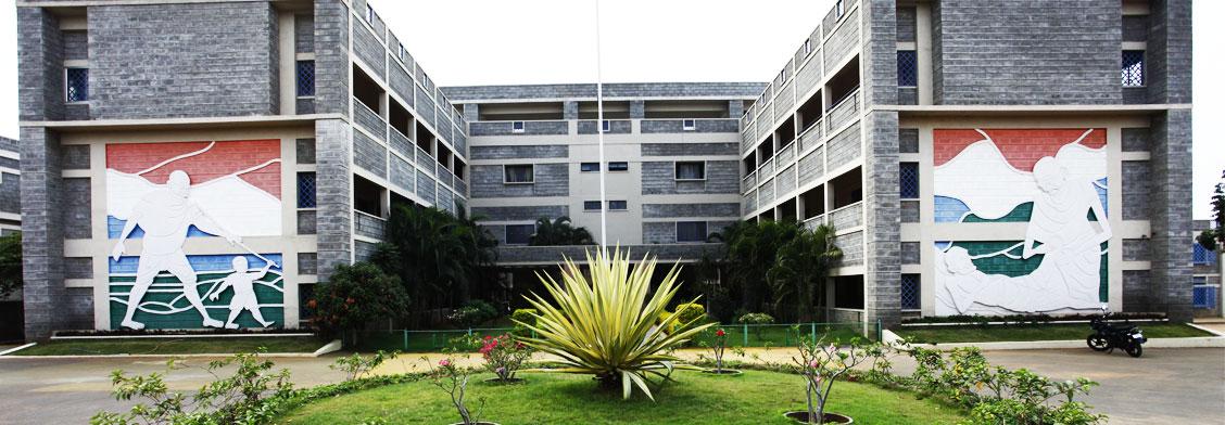 PPG College of Nursing, Coimbatore Image