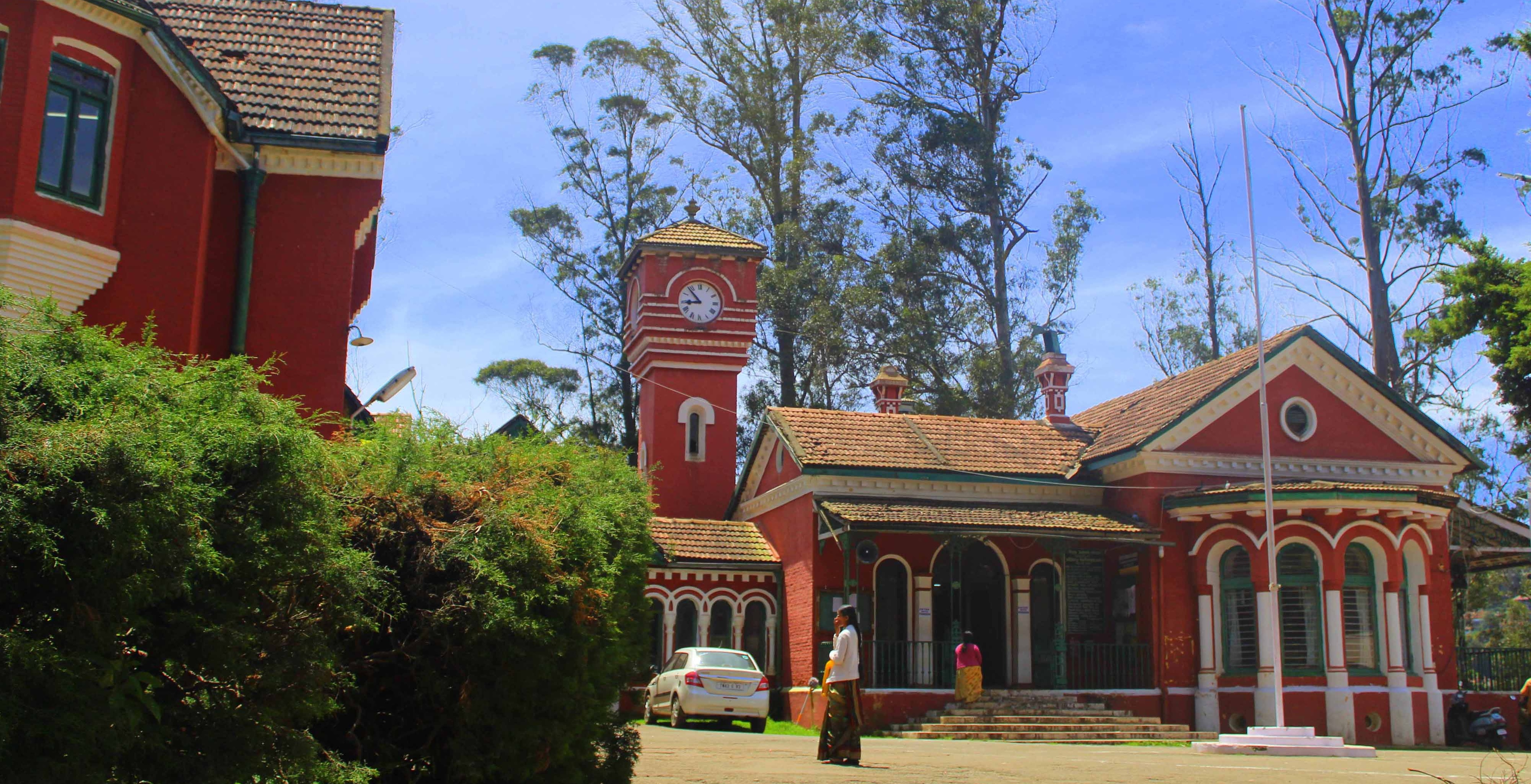 Government Arts College, Ooty Image