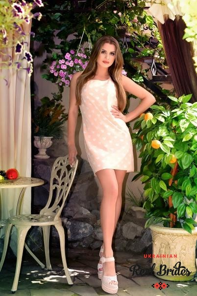 Photo gallery №1 Ukrainian bride Antonina