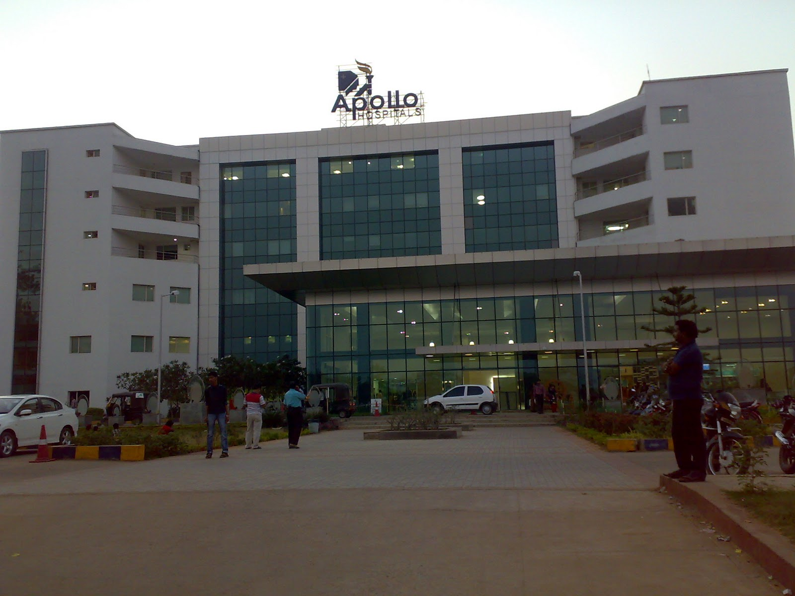 Apollo Hospital, Telangana Image