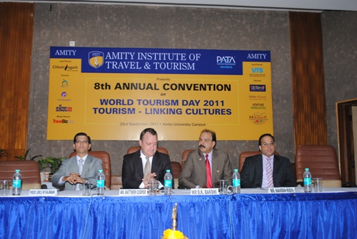Amity Institute Of Travel and Tourism, Noida
