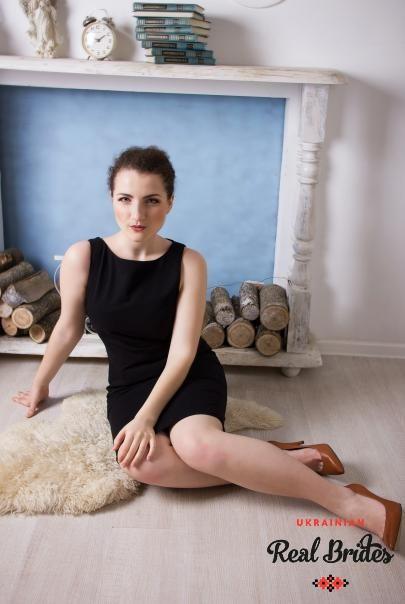 Photo gallery №1 Ukrainian bride Maria