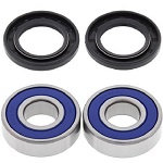Front Wheel Bearings and Seals Kit Yamaha FZ07 FZ-07 2015 2016