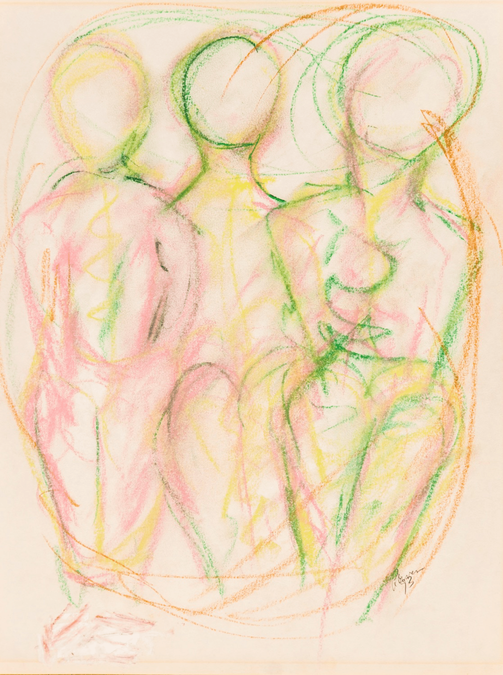 Pink & Green Nudes