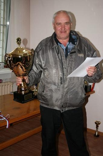 Семенов_А.М. голубевод Подольского клуба спортивного голубеводства
