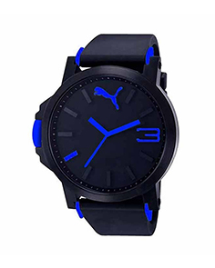 Stylish Ultrasize Analog Sport Watch for Men Blue
