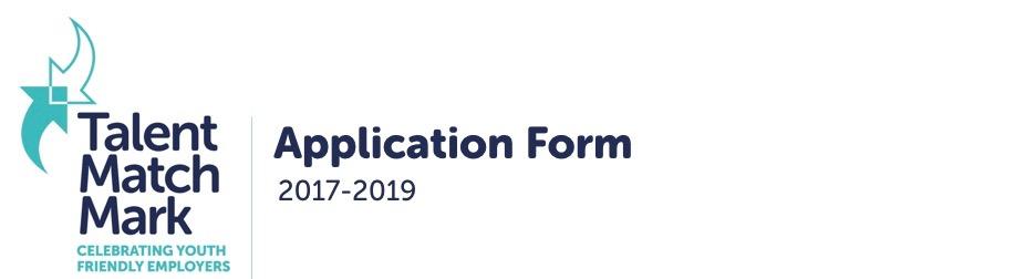 Talent Match Mark - Application Form