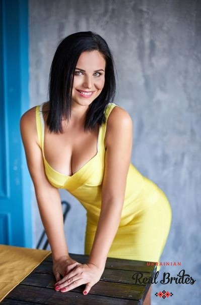 Profile photo Ukrainian lady Oksana