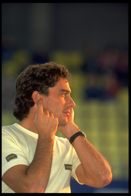 Take to the Road Review Ayrton Senna The Last Night