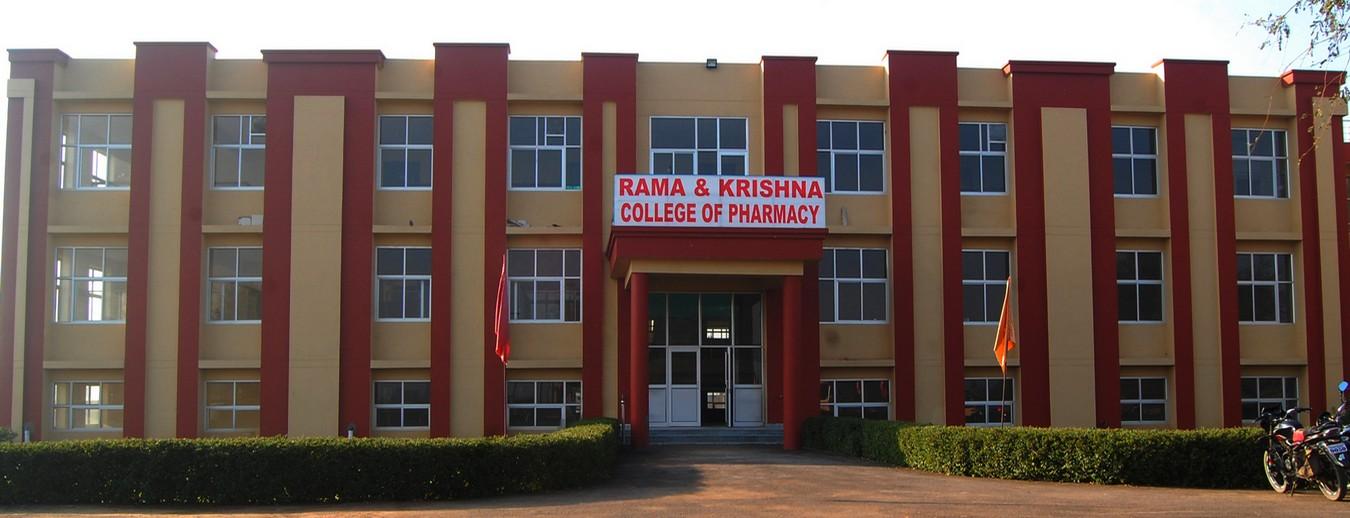 Rama and Krishna College of Pharmacy, Mahendragarh